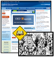 Oxford Online is a set of dictionaries in the educational tradition.